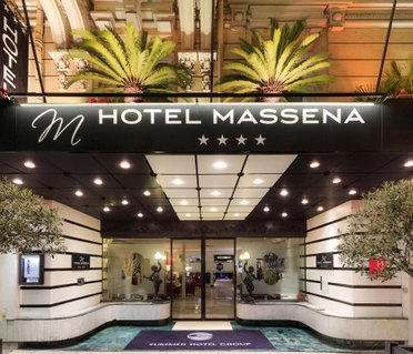Best Western Plus Hôtel Massena Nice