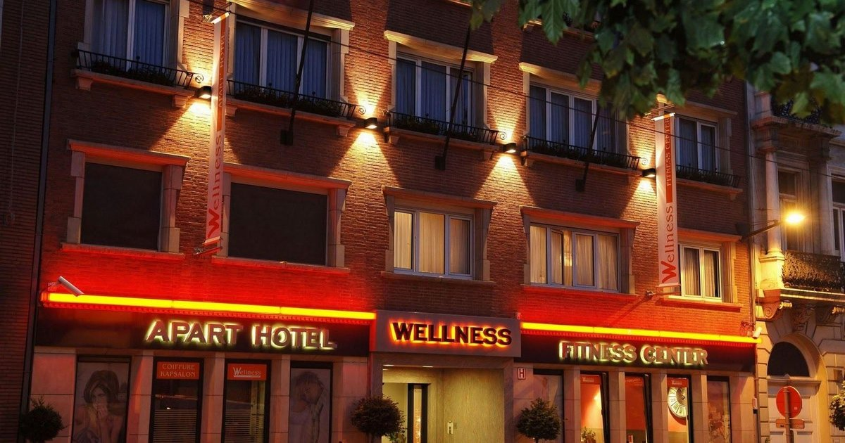 Wellness Apart Hotel Brussels