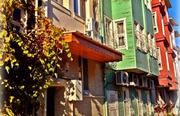 фото Апартаменты Efendi 162930104