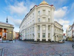 Tallinn hotels with restaurants