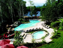 Top-10 hotels in the center of Mont Tremblant