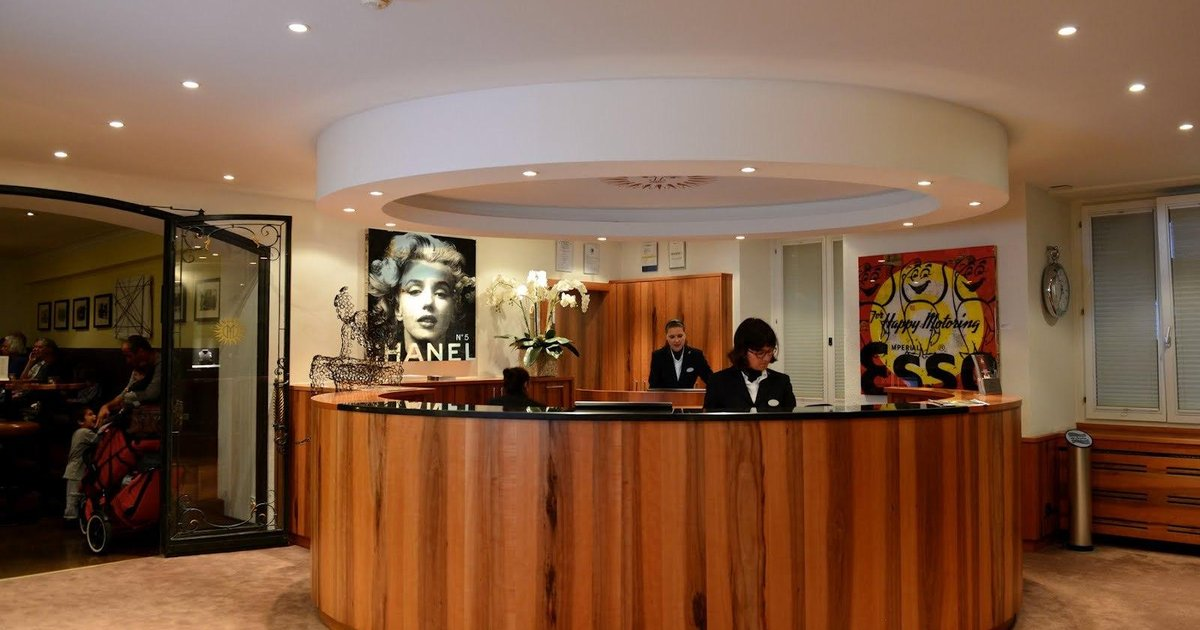 Hotel Monopol art boutique