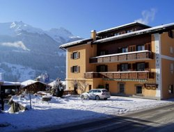 Klosters hotels with swimming pool