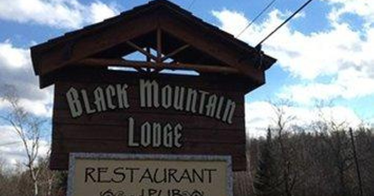 Black Mountain lodge