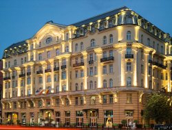 The most popular Warsaw hotels