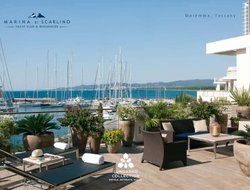 Scarlino hotels with restaurants
