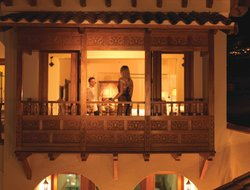 Peru hotels with restaurants