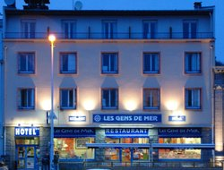 Brest hotels with sea view