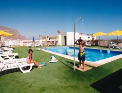 Aguadulce hotels with restaurants