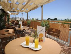 Top-6 hotels in the center of Elche