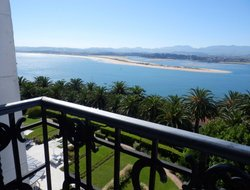 Top-10 hotels in the center of Santander