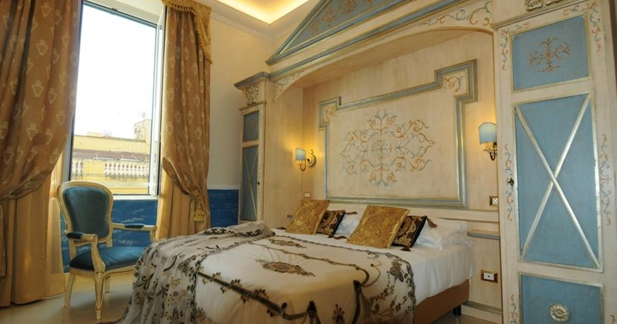 Residenza Luxury In Rome