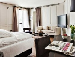 Top-4 of luxury Seville hotels