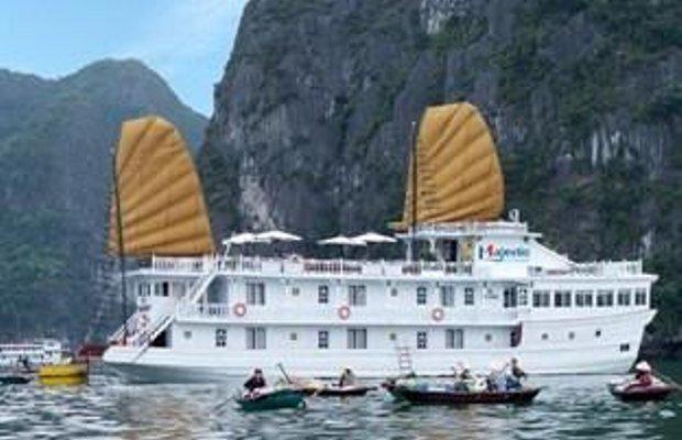 фото Majestic Halong Cruise 1667219796