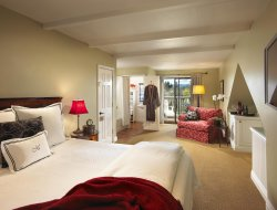 Top-10 romantic United States hotels