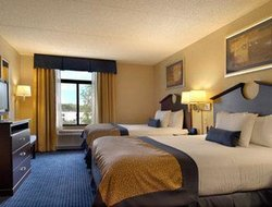 Pets-friendly hotels in Erie