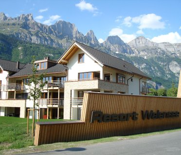Resort Walensee Appartements