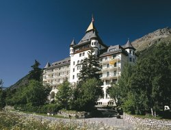 Pontresina hotels with swimming pool