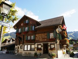 Top-10 hotels in the center of Gstaad