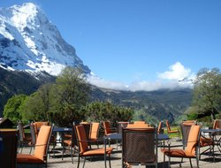 Grindelwald hotels with restaurants