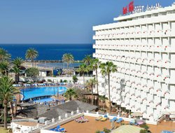 Top-10 hotels in the center of Playa de las Americas