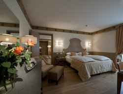 Top-4 of luxury Cortina d'Ampezzo hotels