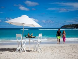 Saint Barthelemy Island hotels with sea view