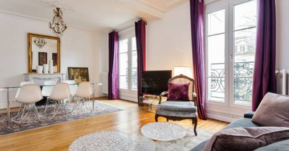 Squarebreak - Apartment close to the Sacre Coeur