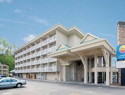 Top-6 romantic Pigeon Forge hotels