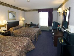 Archdale hotels with restaurants