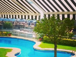 San Sebastian hotels with swimming pool