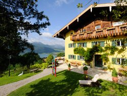 Tegernsee hotels with lake view