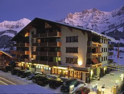 The most popular Adelboden hotels