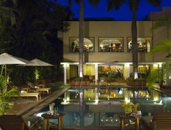 Pune hotels with swimming pool