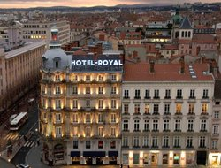Top-4 of luxury Lyon hotels