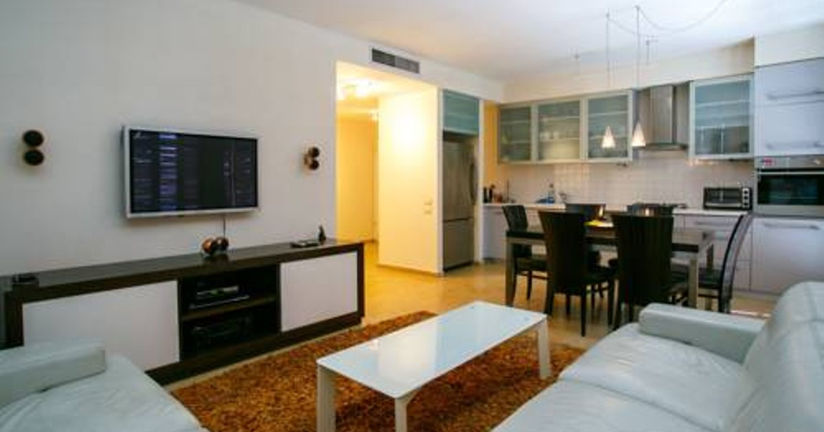 Loginn TLV - Rothschild Deluxe Apartment