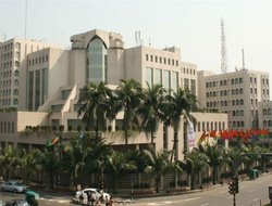 Business hotels in Dhaka