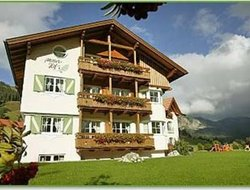 Top-5 hotels in the center of Tannheim