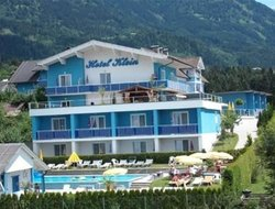 Seeboden hotels with swimming pool