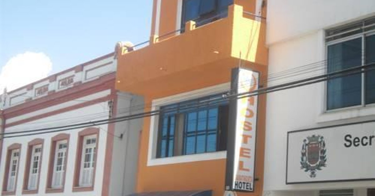 HOSTEL GUARATINGUETA