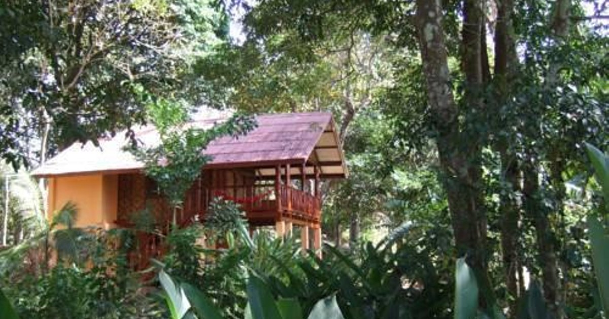 Jungle House at Siboya Bungalows