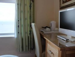 Morecambe hotels with sea view