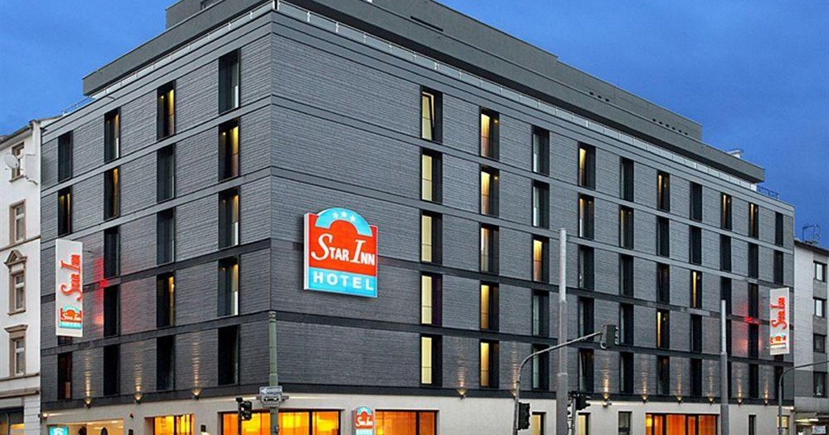Star Inn Hotel Frankfurt Centrum By Comfort