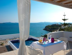 The most expensive Agios Stefanos hotels