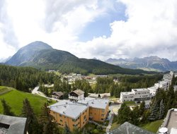 Top-10 hotels in the center of Pontresina
