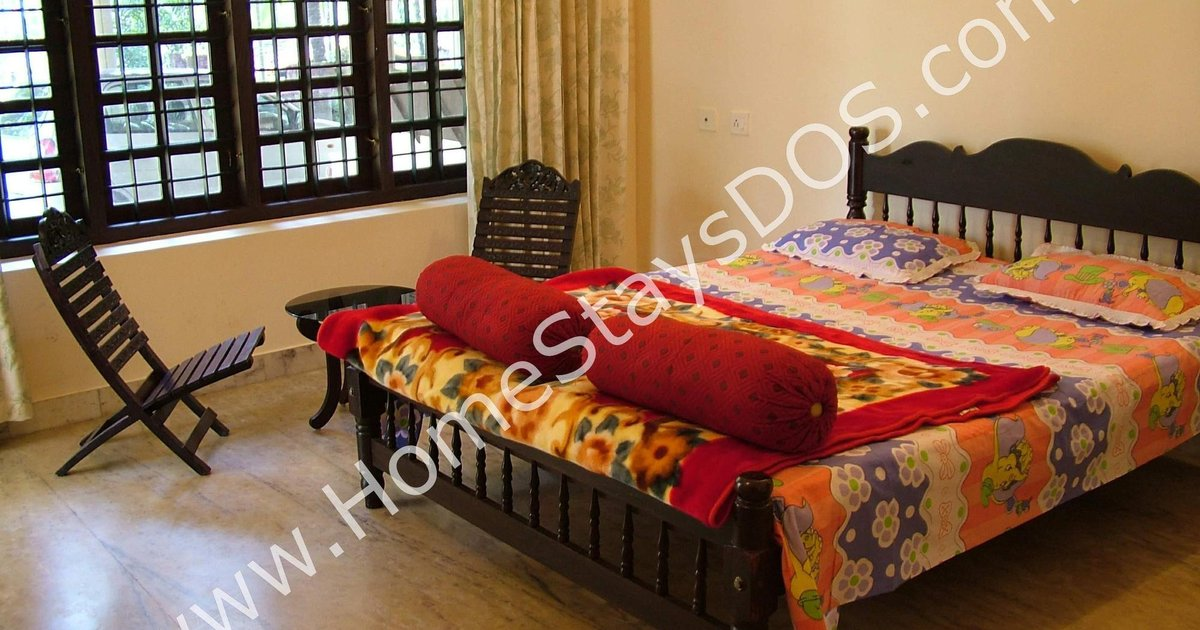 Stay in a Homestay in Calicut