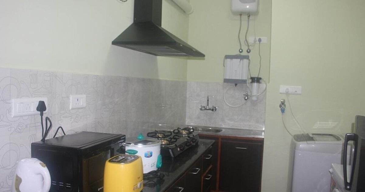 Serviced Apartment Gamgtok Sikkim