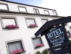 Pets-friendly hotels in Bergisch Gladbach