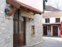 Top-4 hotels in the center of Trebinje