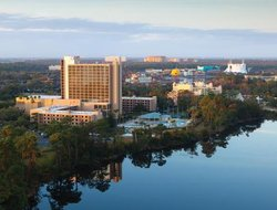 Top-9 romantic Lake Buena Vista hotels